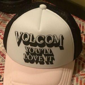 NWOT Volcom SnapBack Hat